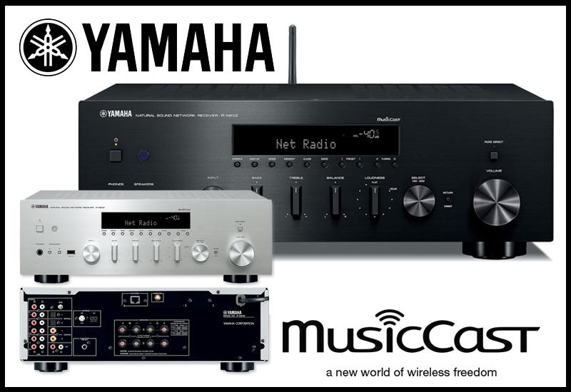 YAMAHA MUSICCAST MULTI-ROOM SOUND